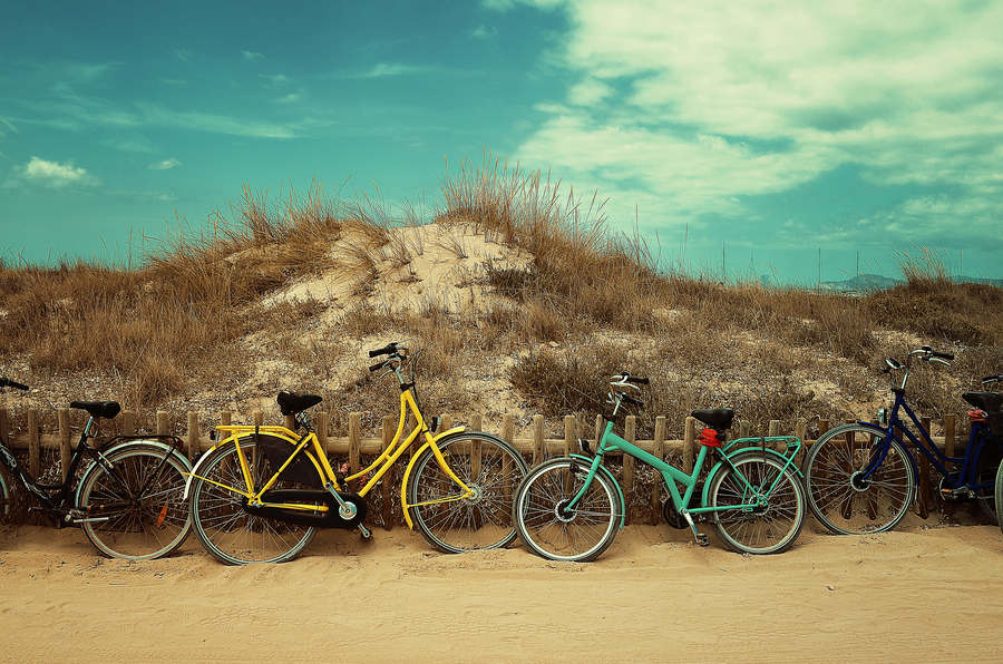 7 razones para viajar en bicicleta