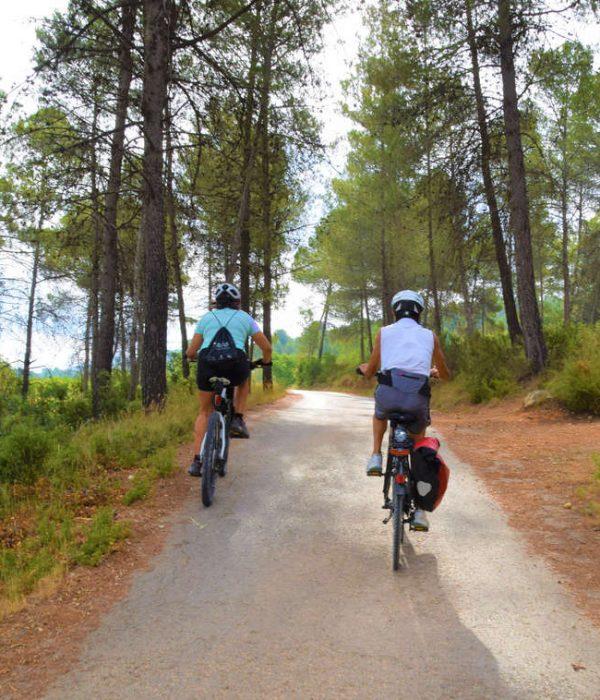 Cicloturismo por Xativa Viajes en Bicicleta Organizados Kolotrip_v2