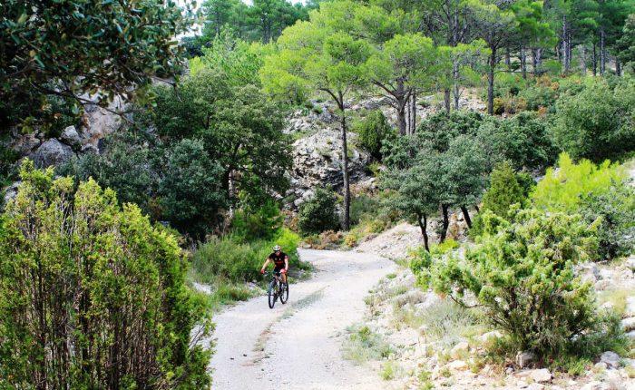 BTT castellon bicicleta de montaña