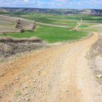 Camino de Santiago desde León en bici